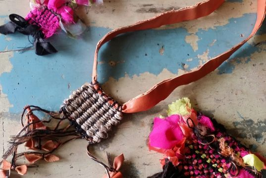 Weaving Meaning Australian textile art exhibition 20-28 July