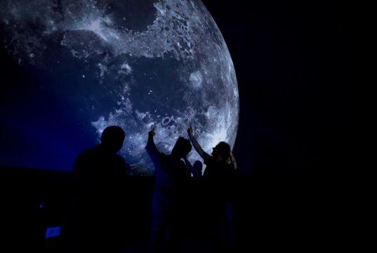 Rome's Planetarium moves to Ex Dogana