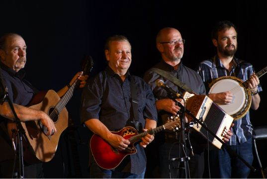The Fureys at Rome's Scholars Lounge