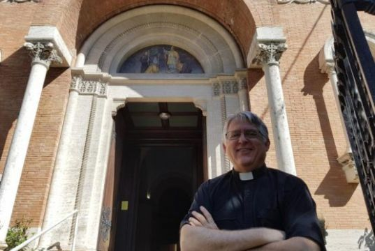 New home for Rome's American Catholic community