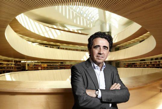 Santiago Calatrava at Villa Medici
