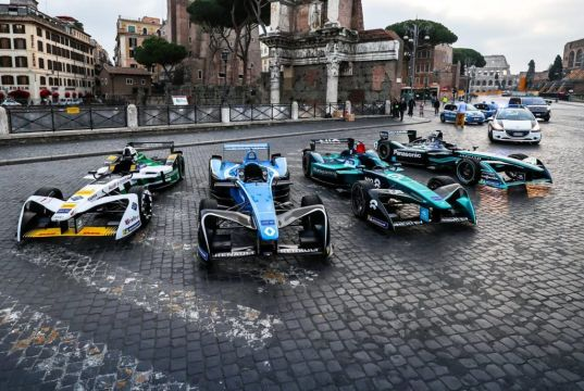 Rome announces Formula E circuit