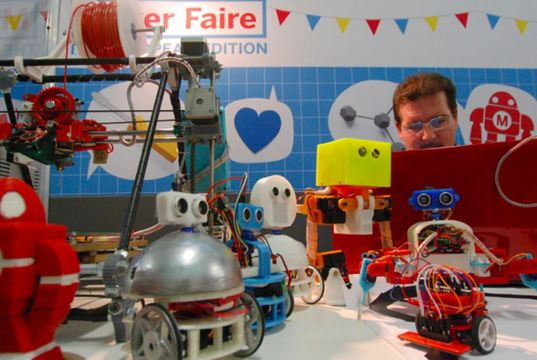 Maker Faire in Rome