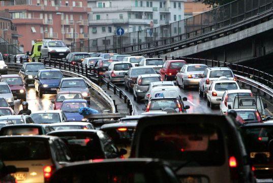 New anti-smog measures in Rome