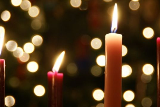 Christmas church services in Rome