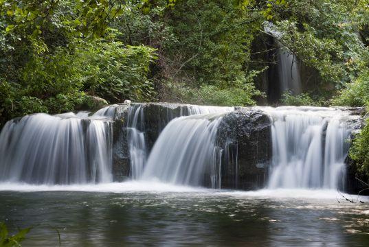 Waterfalls of Monte Gelato
