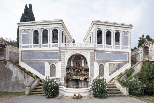 Rome reopens secret garden on Palatine hill