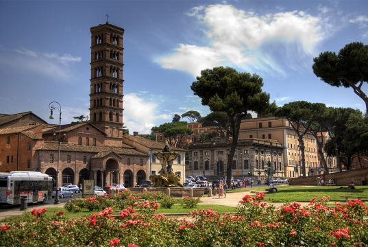 Weekend of culture for Rome's birthday