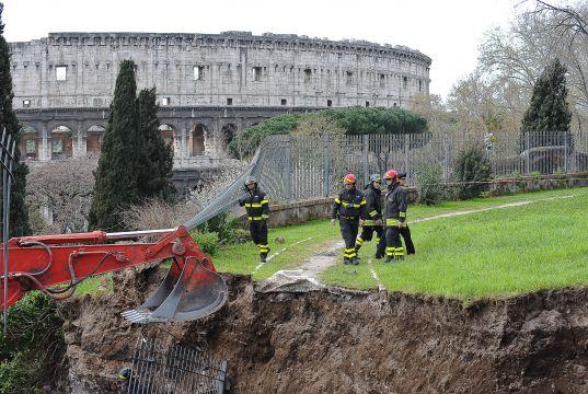 New Pompeii hidden beneath Rome's Colle Oppio