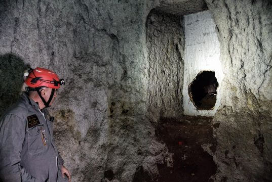 Cercasi Docente per visite nei sotterranei archeologici