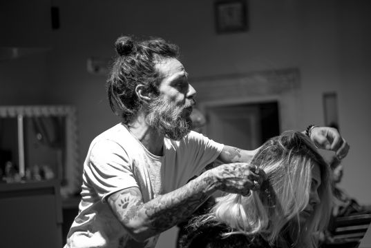 Leopardi Hairdressing