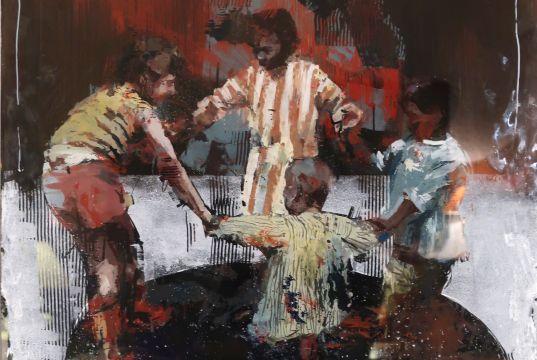 Galleria Varsi celebrates five years in Rome