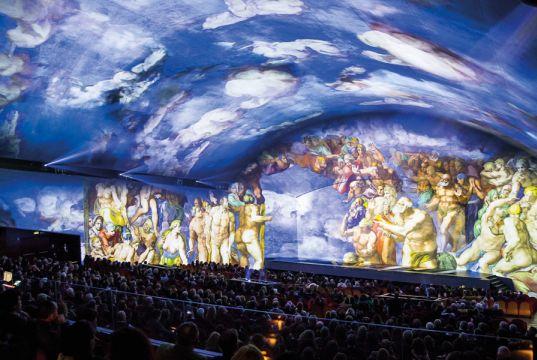 Giudizio Universale: Michelangelo and the Secrets of the Sistine Chapel