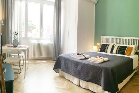 Cosy and brand new studio flat in the heart of Pigneto