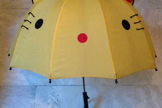 Children's cat Brolly from Japan - free
