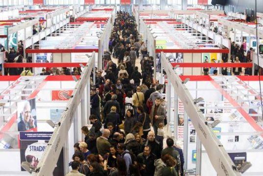 Piú libri piú liberi: Rome's book fair