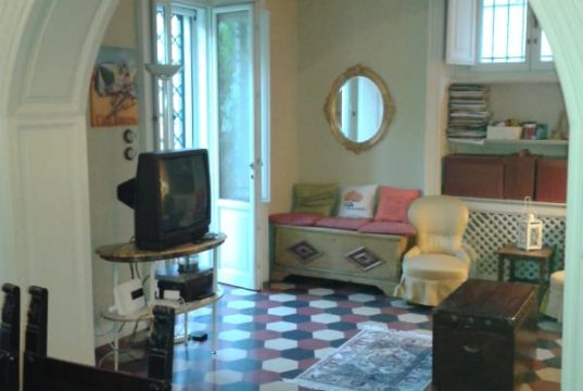 From JAN or FEB room in beautiful appartment with Garden near metro B2 S.Agnese-Annibaliano (zone Piazza Bologna)