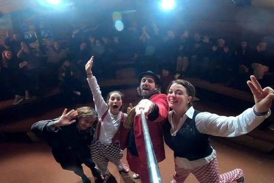 English Theatre of Rome: Don Quixotes
