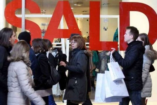 January 2019 sales in Rome