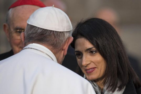 Pope Francis to visit Rome city hall