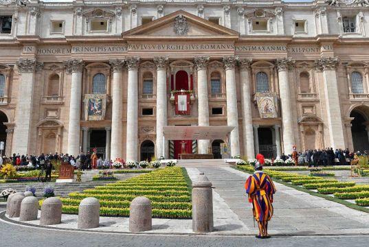 Celebrating Easter in Rome