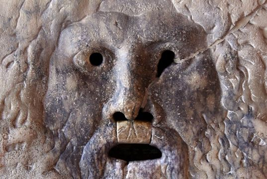 Mouth of Truth: Rome's ancient lie detector