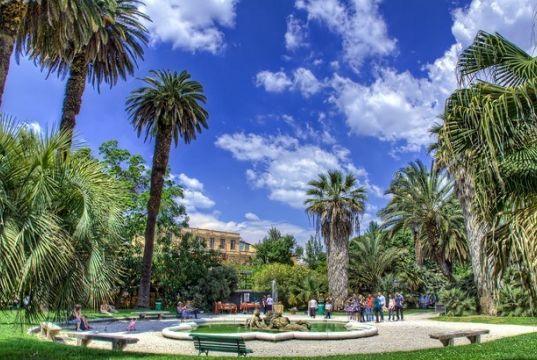 Rome's Botanic Gardens open on Sundays