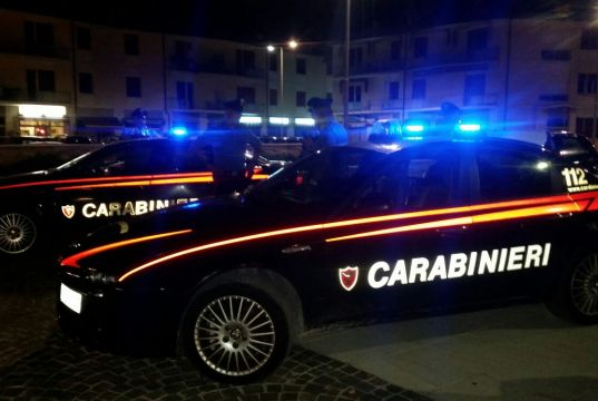 Rome city bus hit by gunfire