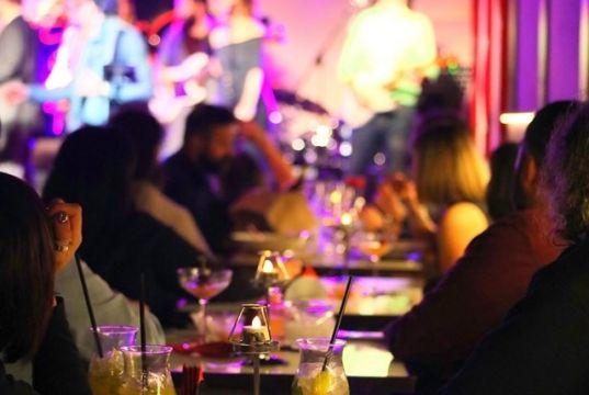 Elegance Café Jazz Club in Rome