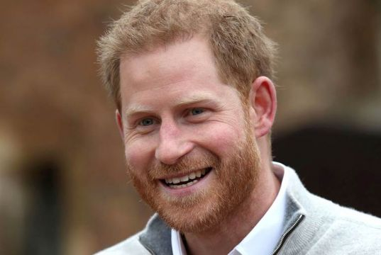 Prince Harry comes to Rome for charity polo game