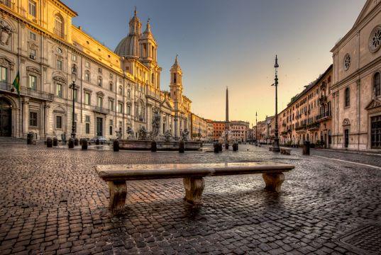 Ferragosto holiday in Rome