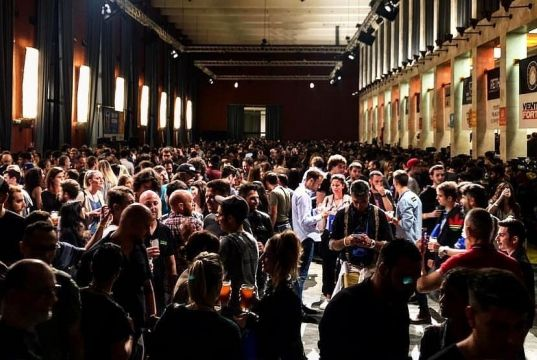 Eurhop: Rome festival of craft beer