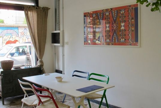 Looking for a coworker at great coworking space in Pigneto