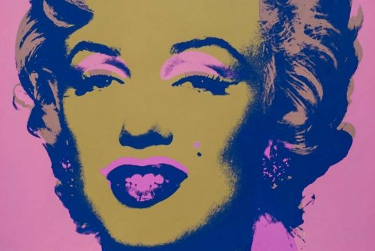 Andy Warhol exhibition in Naples