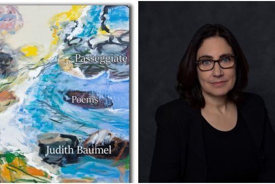 Rome reading by American poet Judith Baumel
