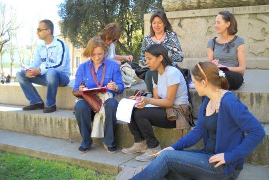 ITALIAN LANGUAGE COURSES & CULTURAL EVENTS