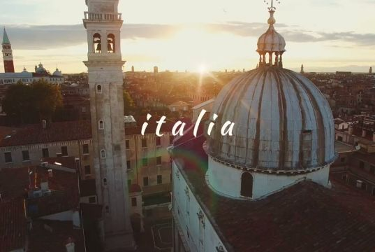 Italy: the most beautiful country in the world