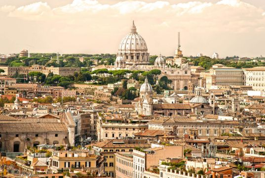 ALL-IN-ONE VATICAN TOUR : VATICAN MUSEUMS, SISTINE CHAPEL & ST. PETER'S BASILICA