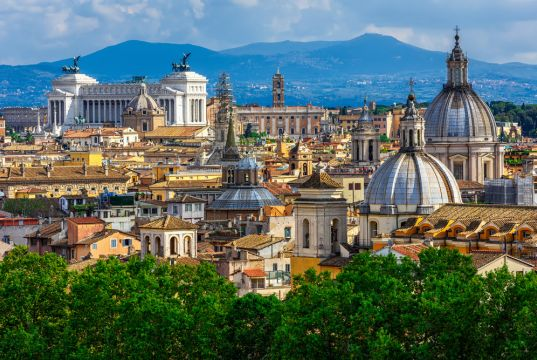 Exploring Rome on a budget