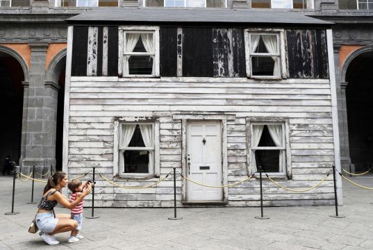 Rosa Parks' house comes to Italy