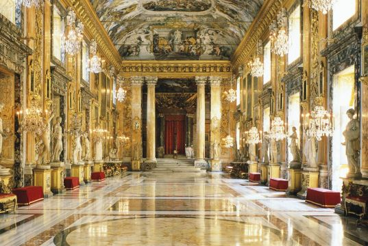 Valentino to stream live from Rome palace for Paris Fashion Week