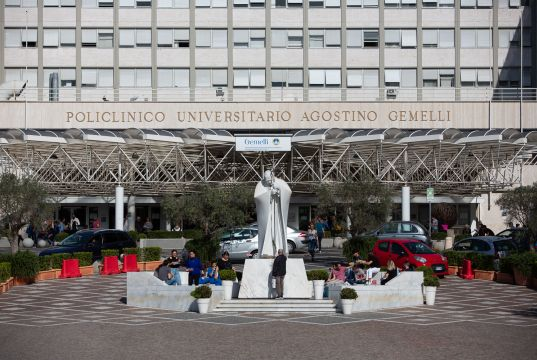 Gemelli Hospital in Rome rated best in Italy