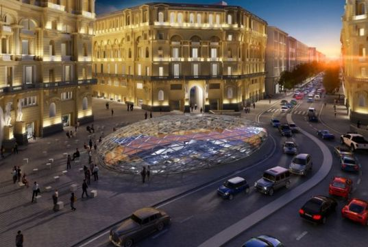 Naples to open world's most beautiful metro station