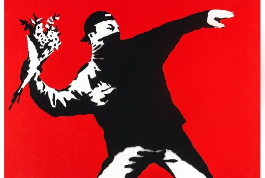 Banksy returns to Rome with new show at Chiostro del Bramante