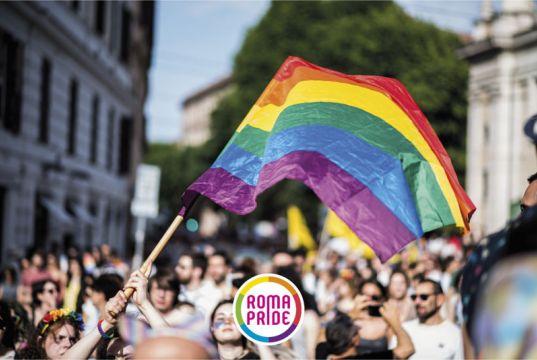 Rome celebrates Gay Pride amid debate over Zan anti-homophobia bill