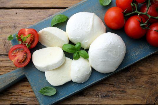 In France, Italian mozzarella outsells camembert