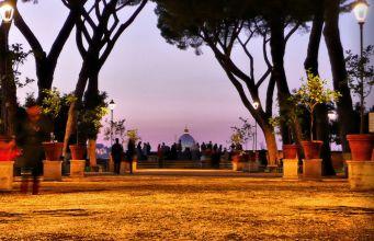 Giardino degli Aranci: Rome's orange garden