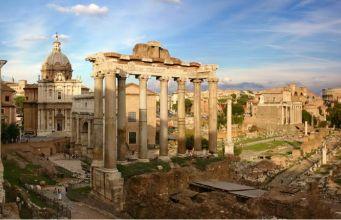 Roman Forum and Colosseum tour