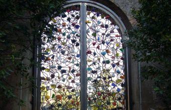 Hidden Rome: Kounellis garden gate