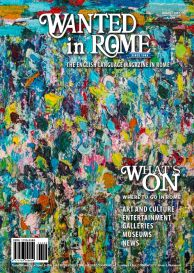 Wanted in Rome - August 2017